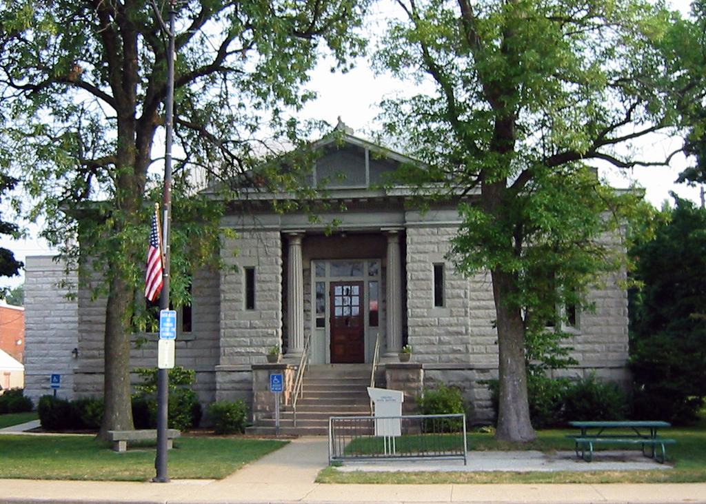 The Tuscola Public Library